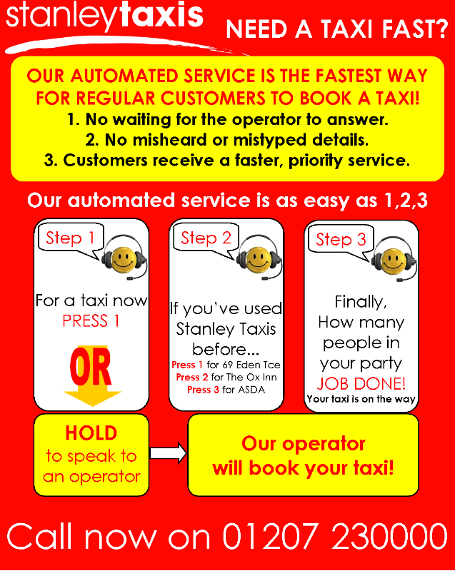 Stanley-Taxis-IVR