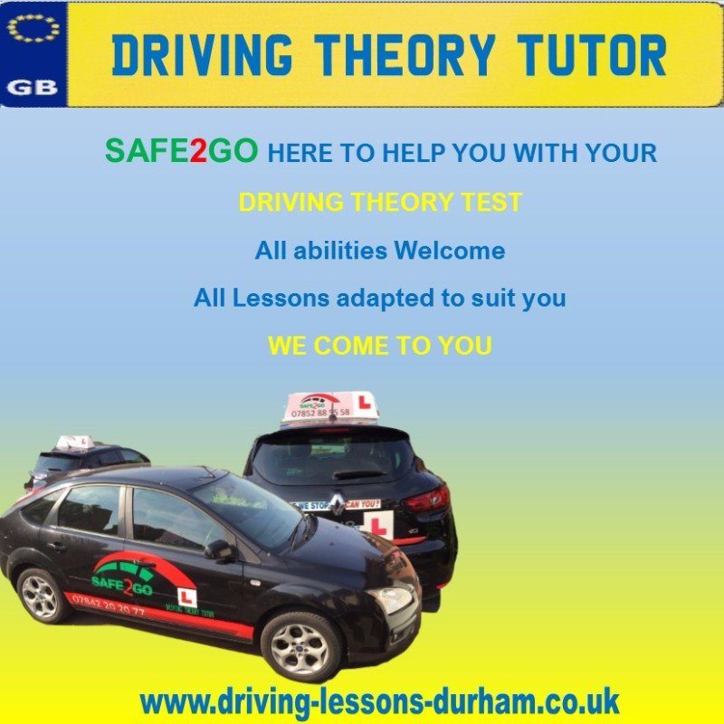 Safe2GO-Driving-lessons-Driving-Theory-Test-Tutor-in-Middlesbrough-bishop-Auckland-Shildon-Chilton-Ferryhill-Newton-Aycliffe-Spennymoor-hartlepool-County-Durham-Wearside-catterick